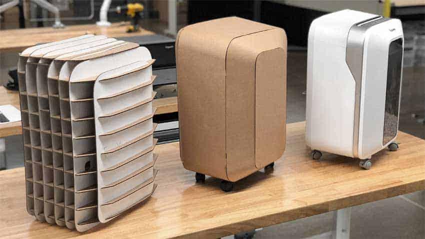 cardboard-mockup-fellowes-paper-shredder-design