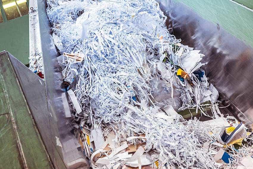 confidential-paper-shredding-facility