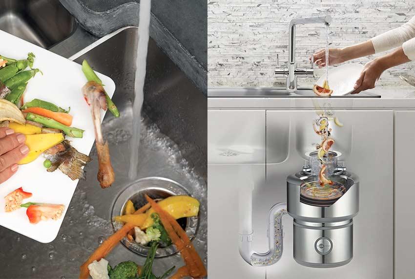 discard-food-waste-via-your-kitchen-sink