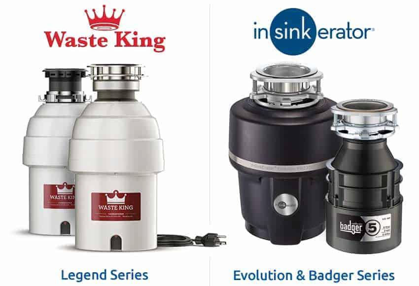 waste-king-insinkerator-product-series
