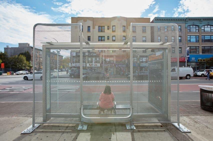 Ai Weiwei, Harlem Shelter 4, 2017: Controversial Public Art