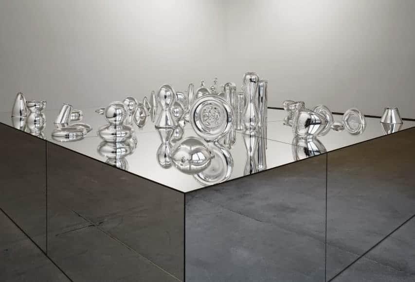 Josiah McElheny Mirror art