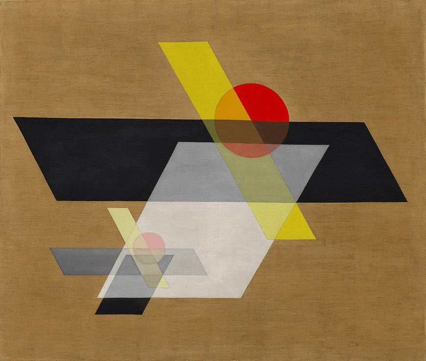 László Moholy-Nagy Constructivism