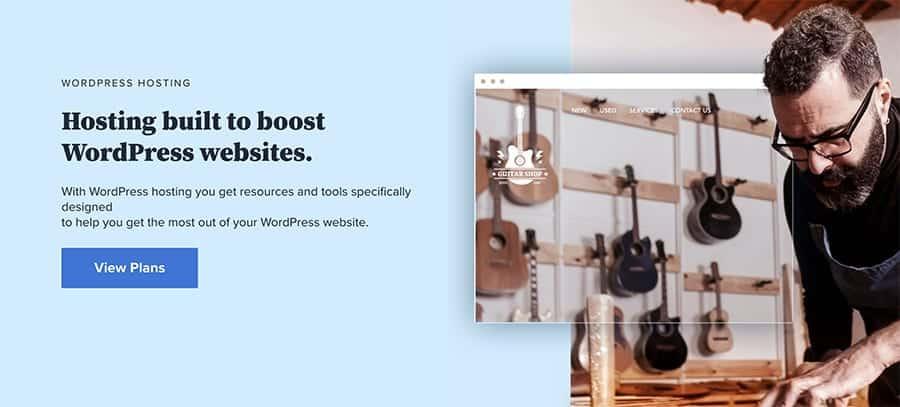bluehost best WordPress hosting