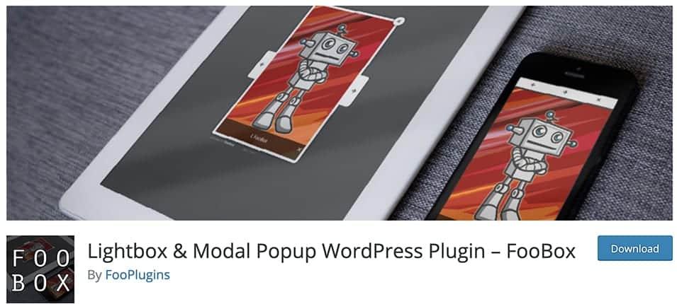 Lightbox & Modal Popup WordPress Plugin