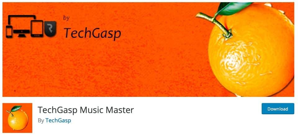 TechGasp Music Master
