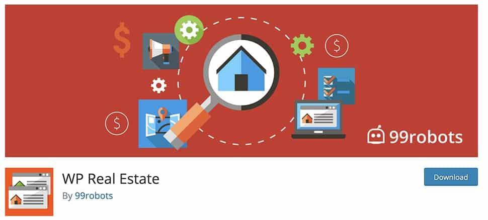 WP Real Estate plugin