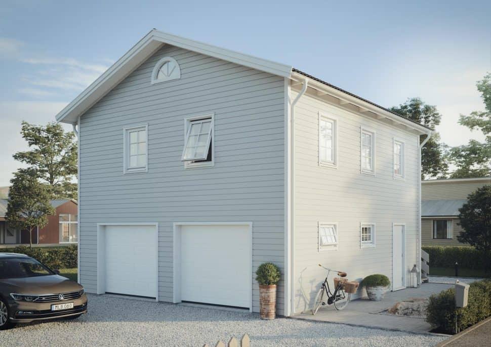 bygg ditt eget garage