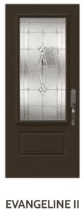 Evangeline II Doorglass Novatech Doors London Company Doors
