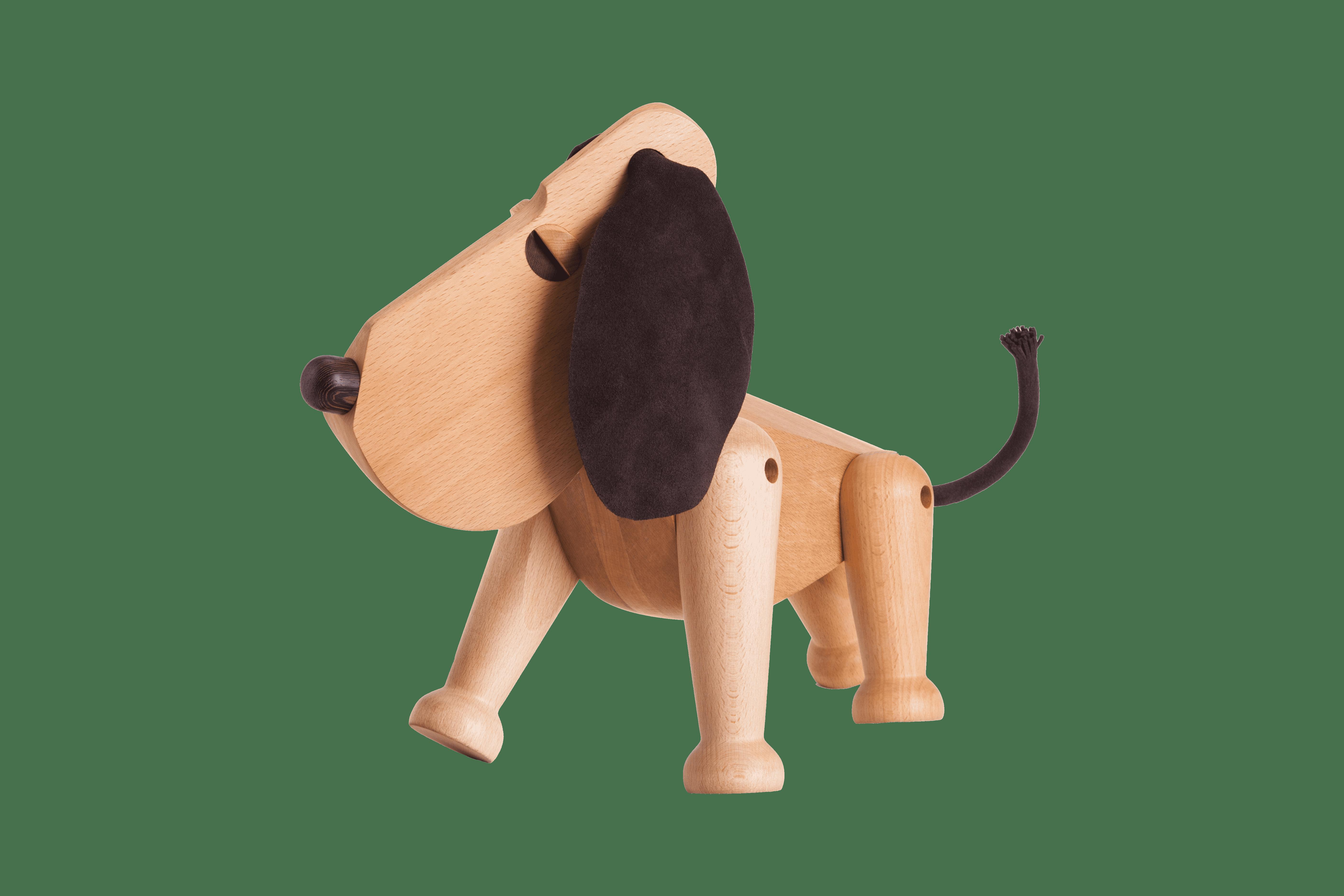 Architectmade Rufus Dog Beech Wood Hans Bølling