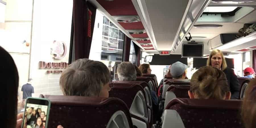 Disney Cruise Transportation to Dover