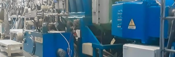 Oil Condition Monitoring Industrial Gearbox