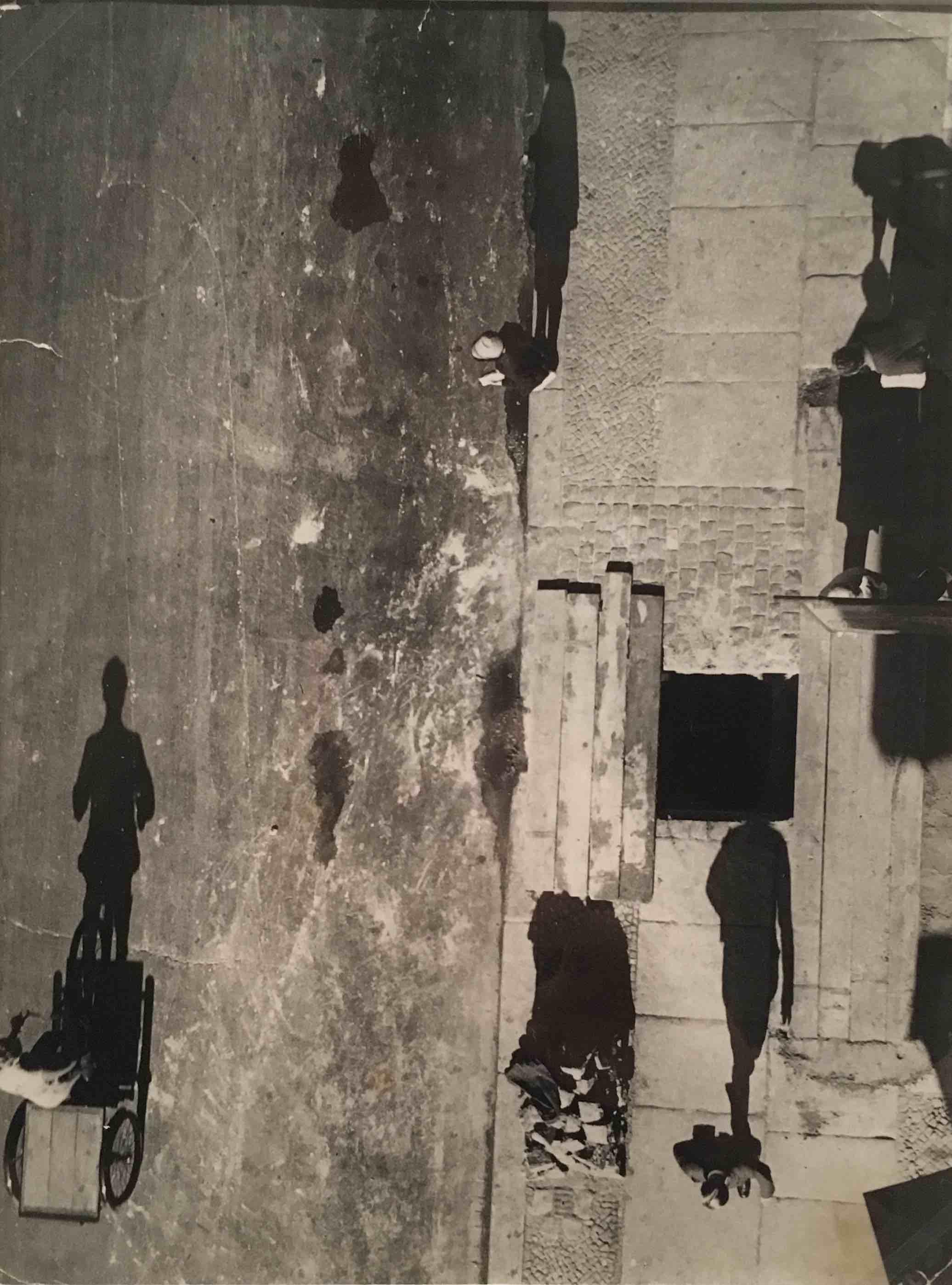 Umbo, Unheimliche Strasse, 1928