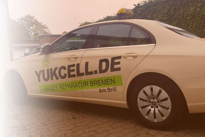 Portfolio Fahrzeug Beschriftung - Reklame Bremen