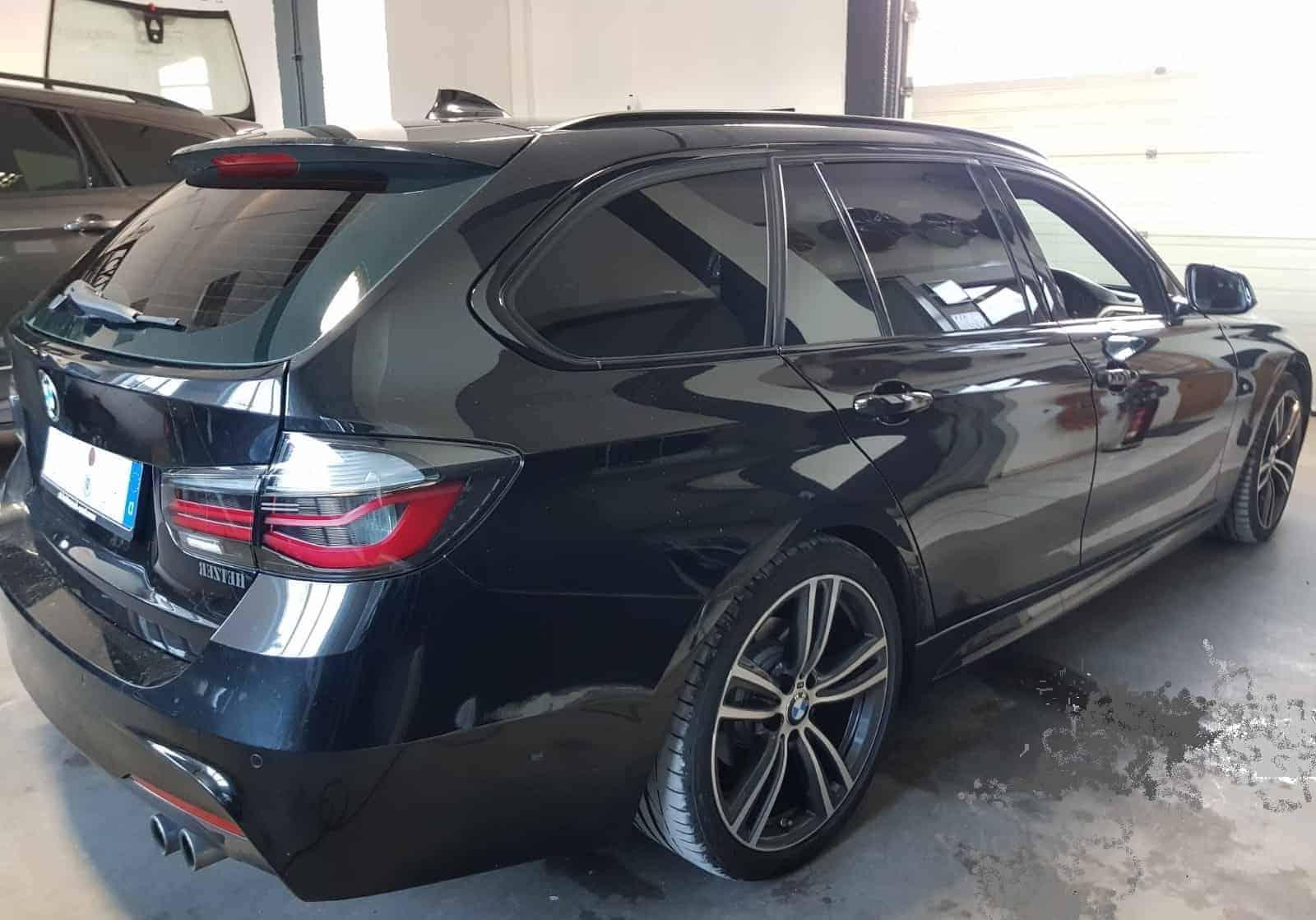 RZ Menden ´das Original - Perfekt getönte BMW Scheiben
