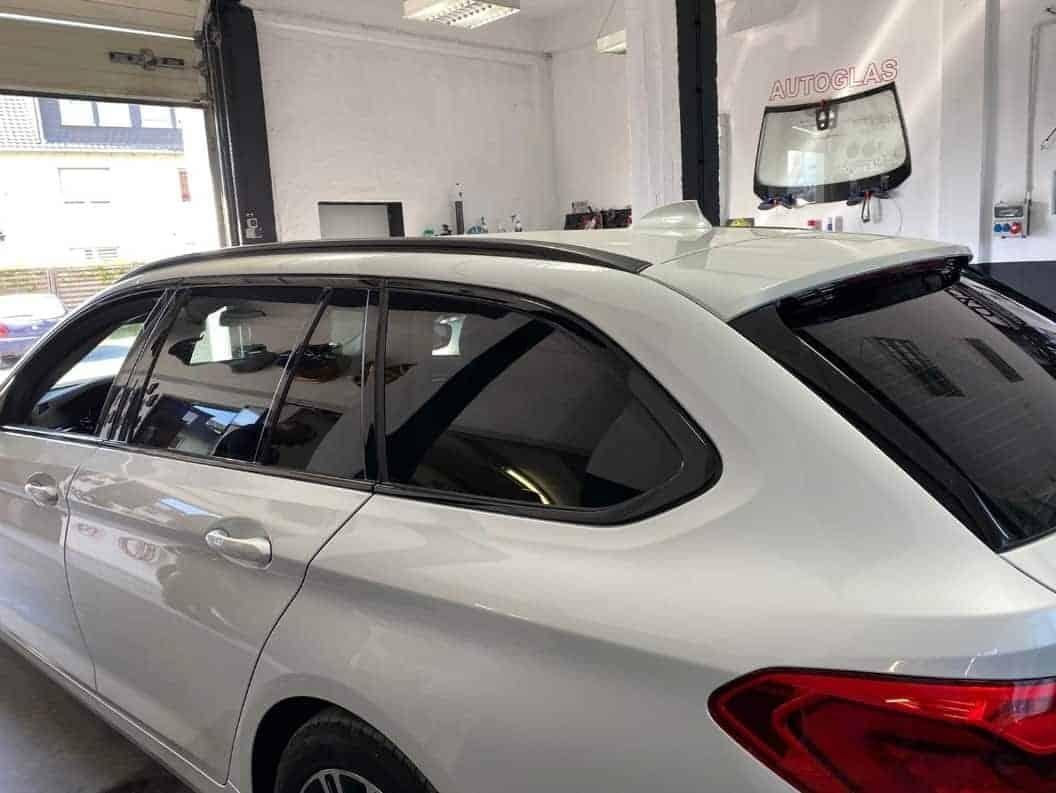 BMW 5 Scheiben tönen mit Perfekte ergebnis bei RZ das Original - RZ - Robert Zebrowski