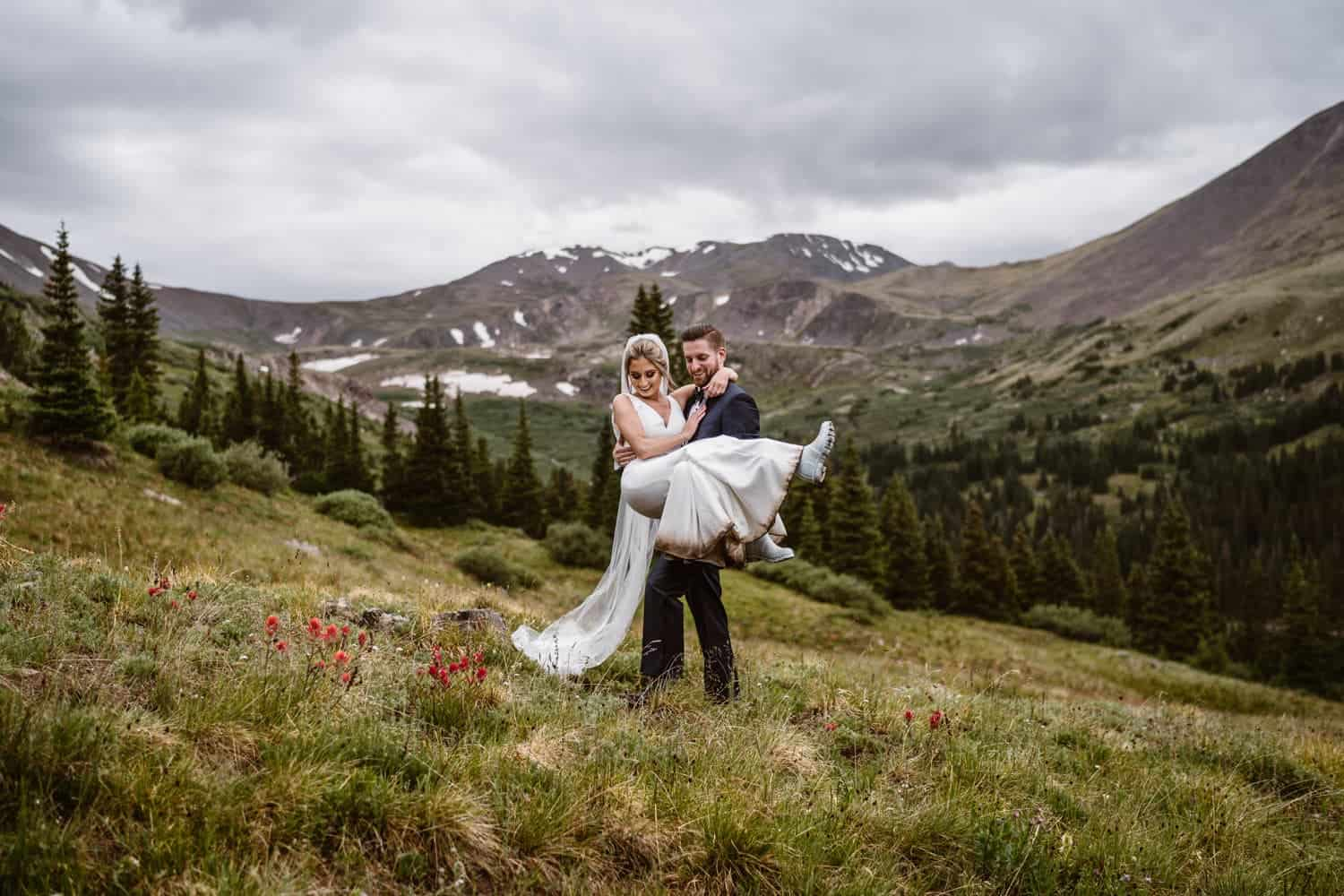 Best Places to Elope in Colorado Georgetown