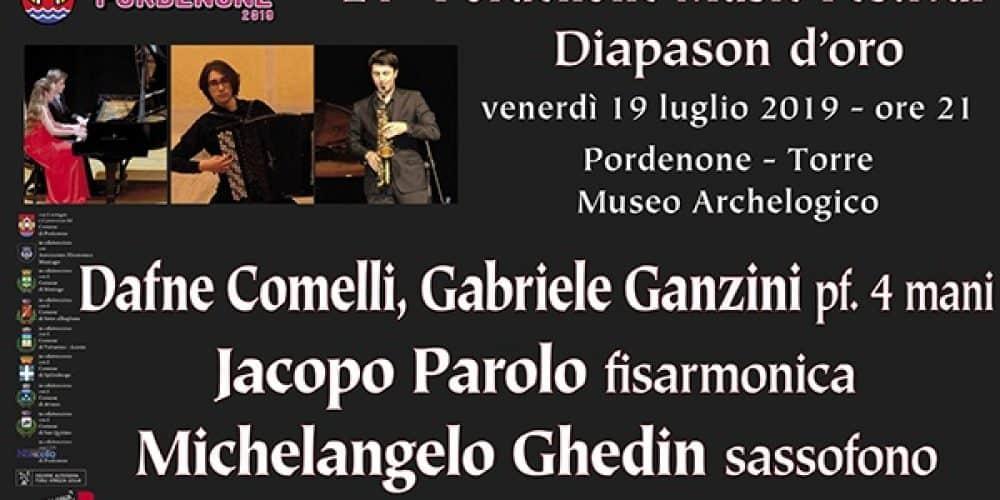 Diapason d'oro – Concerto dei vincitori 5^ edizione