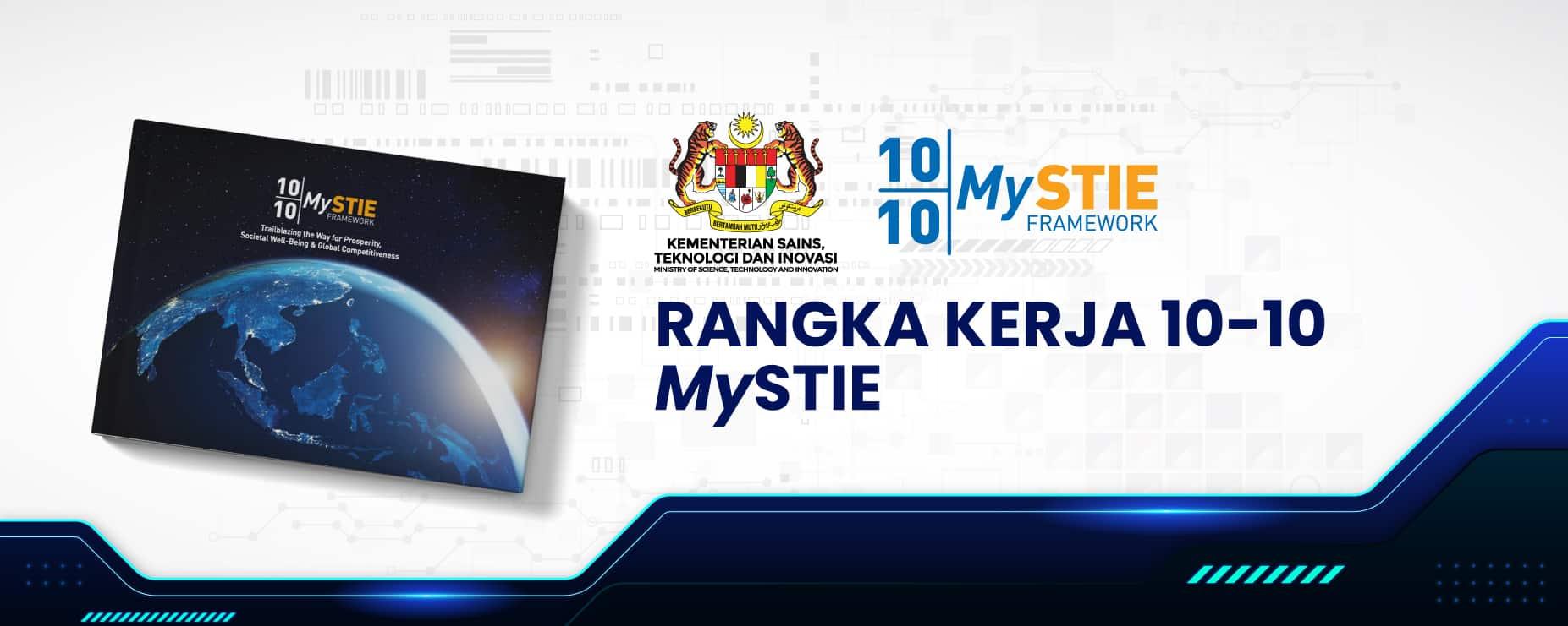 Rangka Kerja 10-10 MySTIE