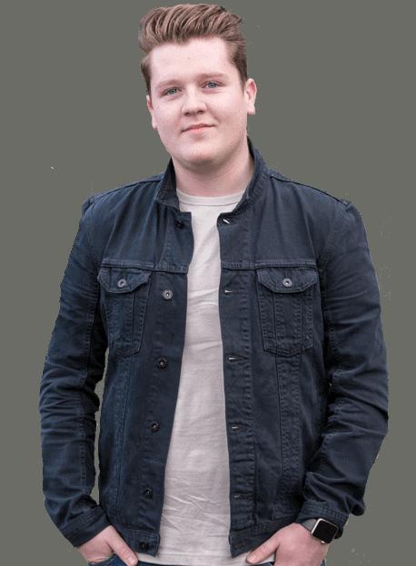 Jonny - Social Media Marketing Executive