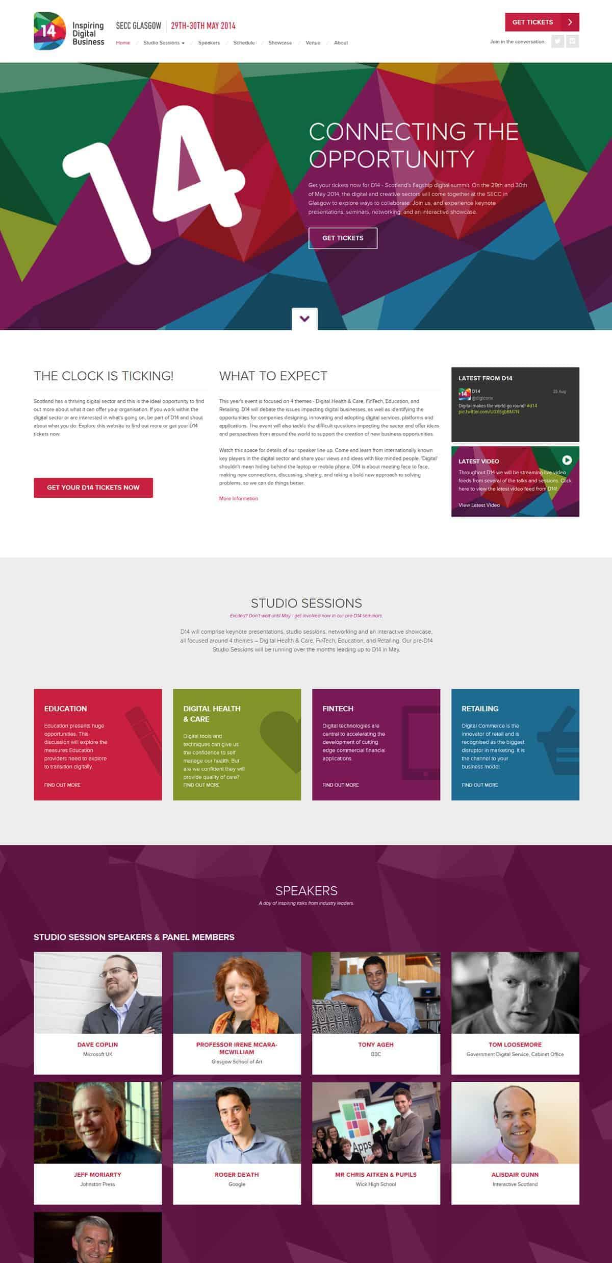 Digital 14 - User Experience   Wordpress   Illustration
