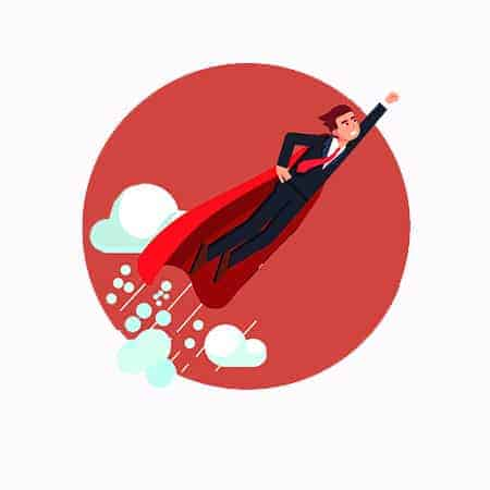 Entrepreneurs, CEO's, and Founders are like superman flying through the air, but addiction will destroy your start-ups, plans, and goals for achieving your dreams.