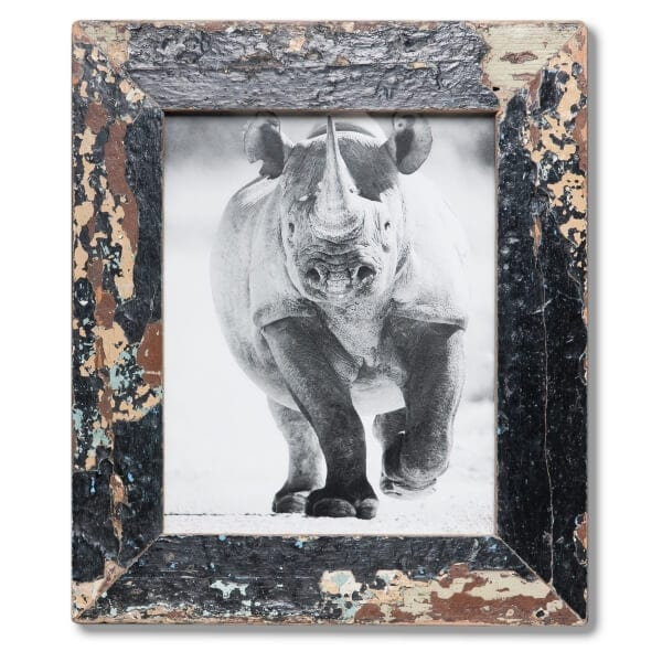 20x25cm Distressed Wooden Picture Frame