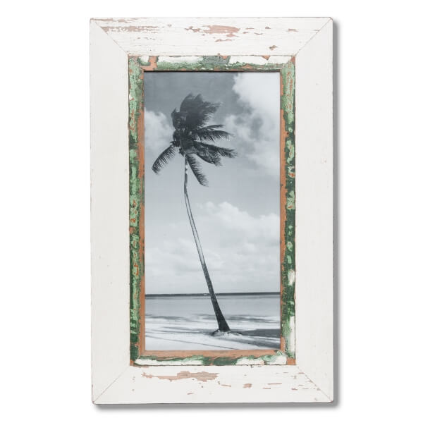 A3 skinny Rustic Wooden Picture Frame