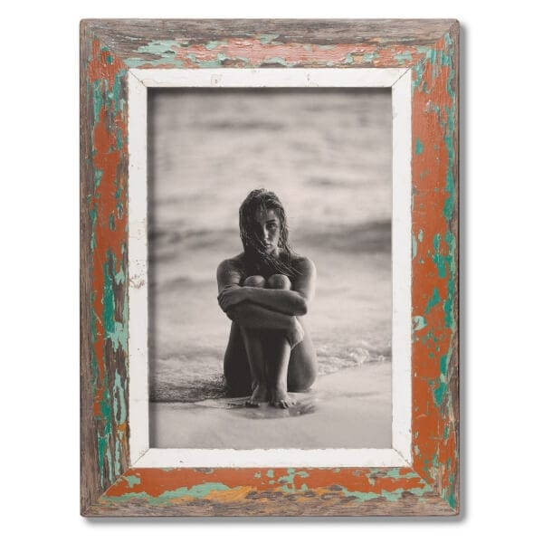 A3 Rustic Wooden Picture Frame