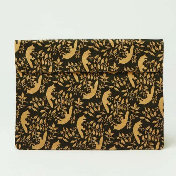 Flying Fox Paper Laptop Sleeve - South Africa