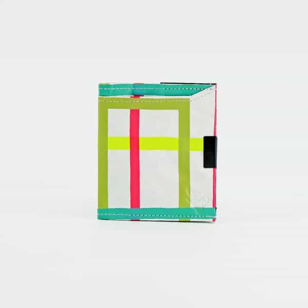 Meander Paper Square Wallet - South Africa