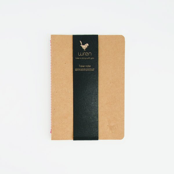 Natural A5 Notebook Pack (blank pages) - South Africa