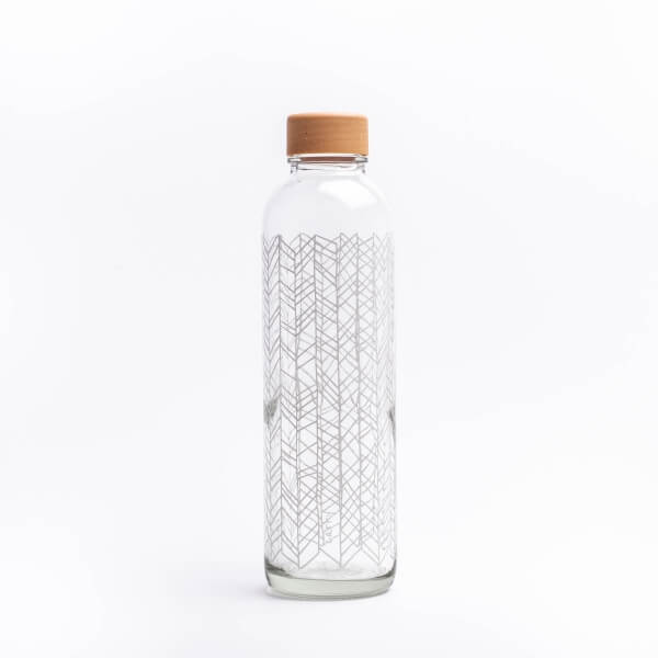 Structure of Life, glass bottle 0,7 l - Germany