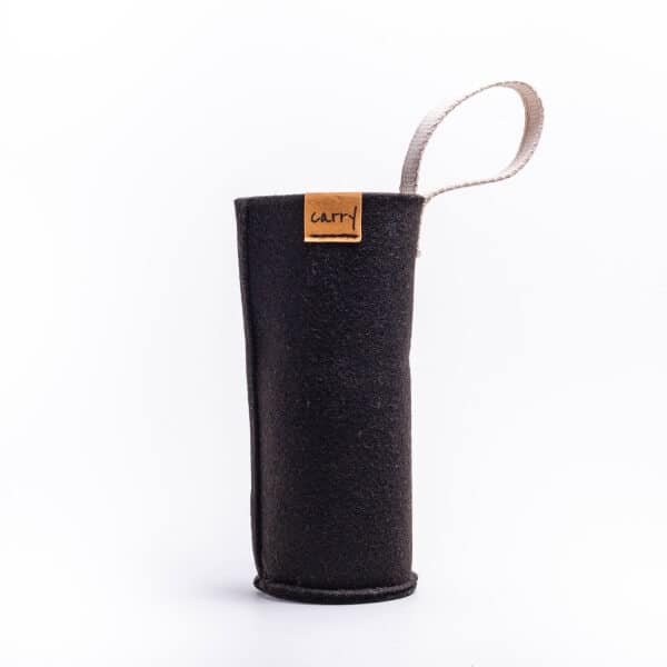Protective cover black, sleeve 0.7 l - Germany