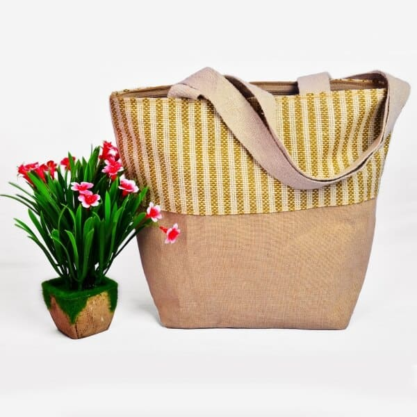 Haastika Sustainable Just Tote Bag - Indien