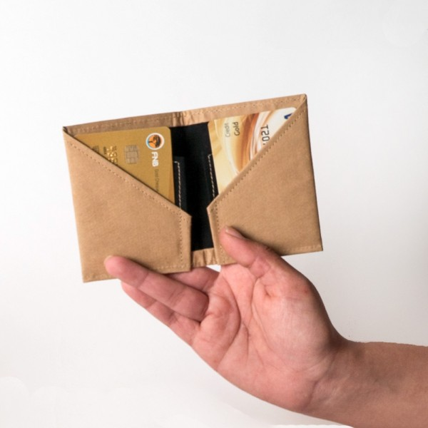 Natural Paper Slim Wallet - South Africa