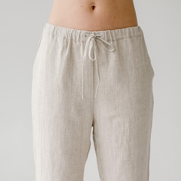 Melange Sleepwalker Pyjama Trousers - Lithuania