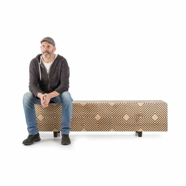 Facet bench - South Africa