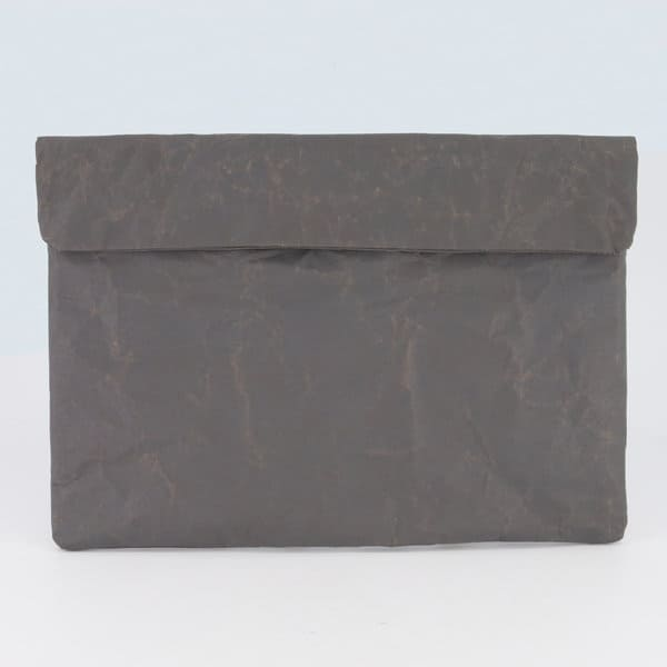 Gunmetal Paper Laptop Sleeve - South Africa