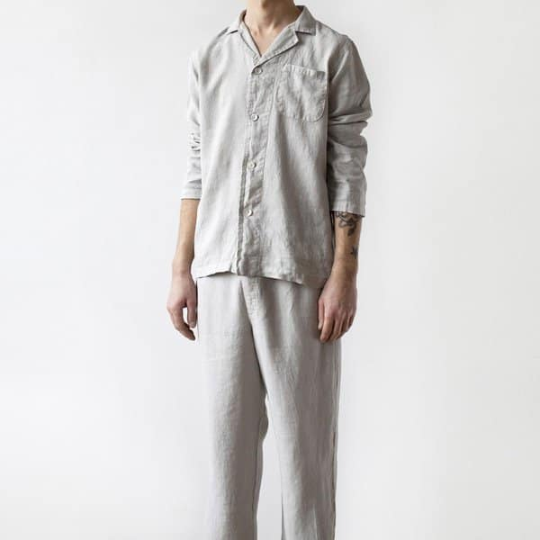 Light Grey Hop Pyjamas - Lithuania