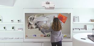 vidéoprojecteur interactif ENIR