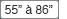 ecran interactif ebeam 55 a 86 pouces