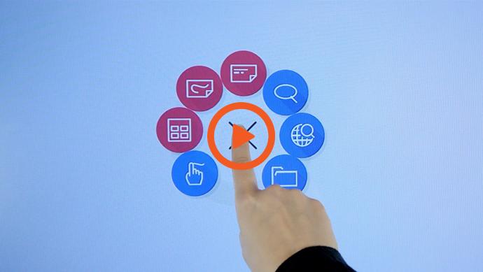 Le tutoriel Ubikey, un logiciel pour écran interactif