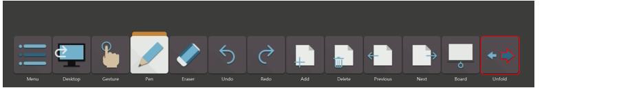afficher tous les outils sur lynxpro meeting