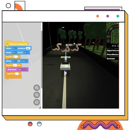 s'inscrire à la plateforme de programmation en ligne Algora, un jeu éducatif pour apprendre Scratch pendant les grandes vacances