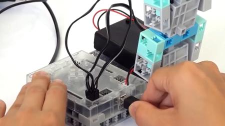 programmer un robot pédagogique spécial Education Nationale