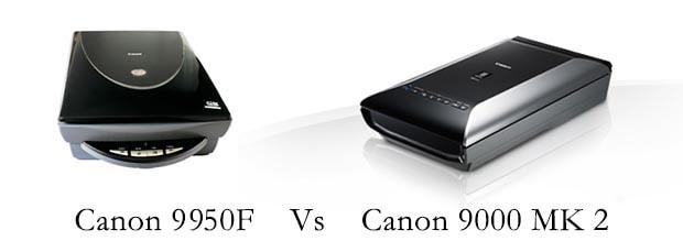 Canon Scanner 9000 MK 2 review