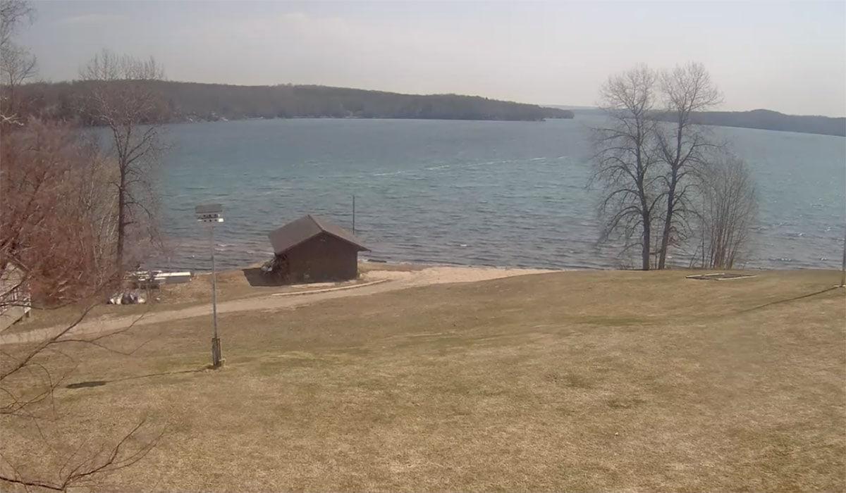 Camp Michigania Webcam Spring