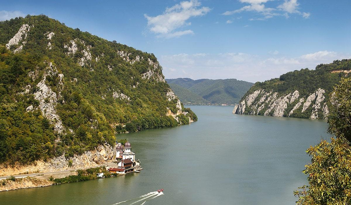 Danube Passage