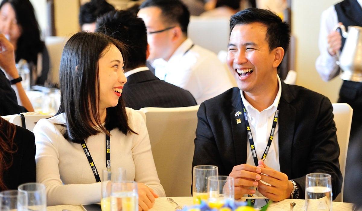 Past Pan Asia Alumni Reunions 7